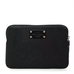 Kate Spade New York WomensClutch Handbag Black